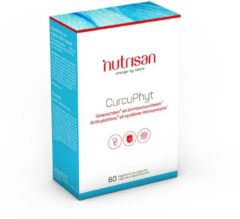 Nutrisan Curcuphyt Vegetarische Capsules Gewrichten & Immuunsysteem 60capsules