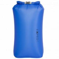 Exped - Fold Drybag UL - Zak maat 13 l - L blauw/grijs