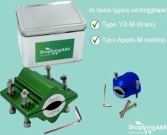 Groene Waterontharder- Waterontharder magneet- Antikalk - Ontkalker- 12.800 Gauss - Shopping4All