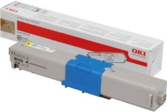 Original Toner für OKI C310/C330/C510/C530, gelb