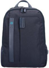 P16 Business Rucksack 40 cm Laptopfach Piquadro black