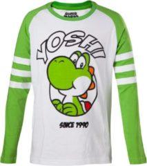 Groene Nintendo - Kids Longsleeve Yoshi - 122/128