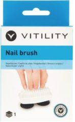 Vitility VIT-70110140 Stabiele Nagelborstel met Zuignappen