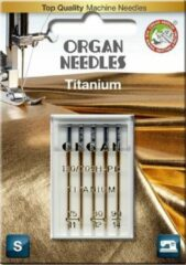 Organ needles Organ naalden Titanium
