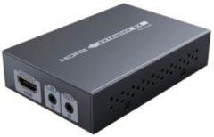 HDMI verlenger via UTP - tot 40 meter - Techtube Pro