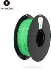 Kexcelled-PLA-1.75mm-groen/green-1000g (1kg)-3d printing filament