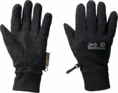 Jack Wolfskin Stormlock Supersonic XT Handschoenen Senior Wintersporthandschoenen - Unisex - zwart