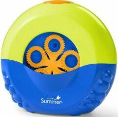 Blauwe Summer Infant Tub Time automatische bellenblaas voor in bad