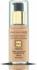 Colbert Md Max Factor Facefinity 3 In 1 Primer, Concealer And Foundation Spf20 100 Suntan 30ml