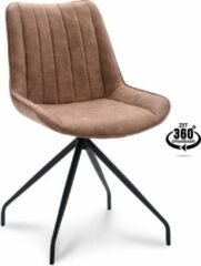 Happy Chairs - Stoel Sascha - Cowboy Mokka