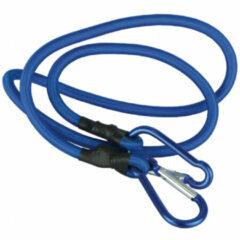 Dresco - Bagagebinder - Karabijnen CE - Blauw