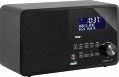 Imperial DigitalBox DABMAN 100 Draagbaar Digitaal Zwart radio