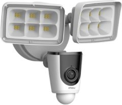 Dahua / IMOU Floodlight camera with light and alarm
