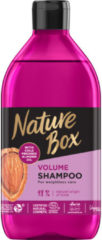 Nature Box - Natural shampoo for weightless Almond Oil (Shampoo) 385 ml (L)