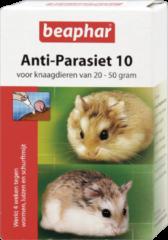 Beaphar Anti-Parasiet 10 Knaag - Parasieten - 2 pip 20 - 50 G