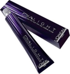 Gouden L'Oréal Paris Loreal Semi-permanente Haarkleuring - Dia Light Color Creme Donkerbruin #5.31 - 50ml