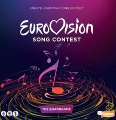 Just Games Eurovisie Songfestival Spel - Eurovision Song Contest Gezien op TV - bordspel