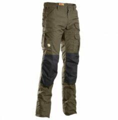 Fjällräven - Barents Pro Winter - Winterbroeken maat 56 - Regular/Long - Raw Length, zwart/bruin/grijs