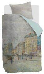 Beddinghouse x Van Gogh Museum Boulevard - Dekbedovertrek - 140x200/220 cm - Grijs