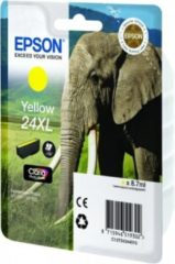 Epson Singlepack Yellow 24XL Claria Photo HD Ink (C13T24344020)