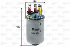 JAGUAR Diesel Filter - In Line Type