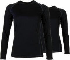 Tenson Sportshirt - Maat 36 - Vrouwen - zwart