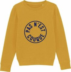 Gele Cheaque PAS NEST COUQUE OKER KIDS SWEATER