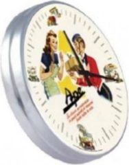 Piaggio Original Ape Wecker-Uhr