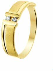 Quickjewels huiscollectie Huiscollectie 4015313 Geelgouden dames ring