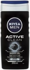Nivea Men douche active clean 250 Milliliter