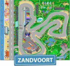 Speelkleed circuit van Zandvoort City-Play - Autokleed - Verkeerskleed - Speelmat Zandvoort