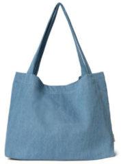 Studio Noos Luiertas Denim Mom Bag Blauw