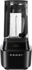 Beper BP.620 - Vacuum blender voor vers houden sappen en voedsel - inclusief een koffiemolen - Zwart
