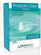 Nutrisan Probiotic Caps Forte 30 vegicaps