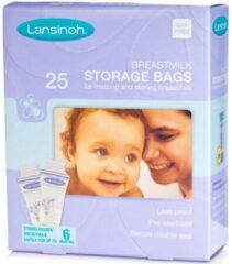 Lansinoh Moedermelk Opberzakjes - 25 Pack