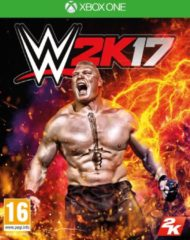 TakeTwo Interactive WWE 2K17 - Xbox One