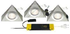 Roestvrijstalen GZ4 fitting - RVS - Techtube Pro