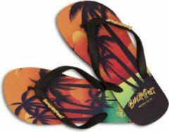 BeachyFeet slippers - Sunset Lover (maat 45/46)