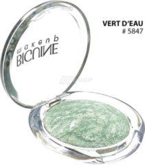 BIGUINE MAKE UP PARIS STAR LIGHT EYES SHADOW Oogschaduw 2g Ombretto in diverse tonalità 2g 5847 Vert d´Eau