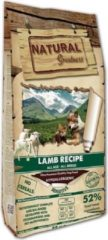 Natural greatness lamb recipe hondenvoer 12 kg