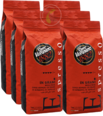 Vergnano Espresso Bar Koffiebonen 1 kg