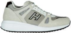 Grigio Hogan Scarpe sneakers uomo camoscio interactive n20