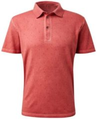 Oranje Tom Tailor heren polo trendy design