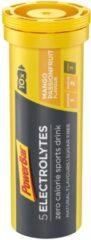 Powerbar Sportdrank tabletten Electrolytes mango 10x 4,2 g