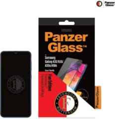PanzerGlass Feyenoord Case Friendly Screenprotector voor Samsung Galaxy A50(s) / A30(s) - Zwart