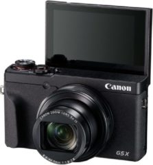 Canon PowerShot G7X Mark III Digitale Camera- Zilver...