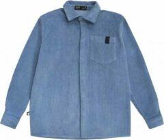 HEBE - shirt - corduroy licht blauw