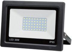 Zwarte Hofftech Germany Hofftech LED Straler / Bouwlamp SMD - 30 Watt - IP65