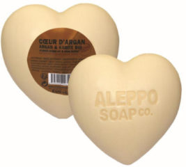 Aleppo Soap Co Hartzeep Argan In Cellofaan (200g)