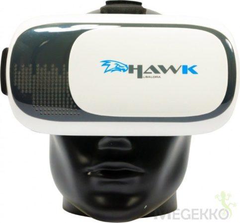 Afbeelding van Salora Virtual Reality bril met instelbare lenzen, geschikt voor smartphones (VR HAWK)